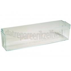 Flessenrek koelkast Siemens/Bosch (transparant) 353093