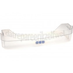 Flessenrek -44,3x10,7x9,5cm, transparant- koelkast Whirlpool Bauknecht 481010464931